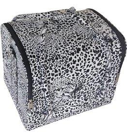 Bell'ure Beautycase Leopard Print