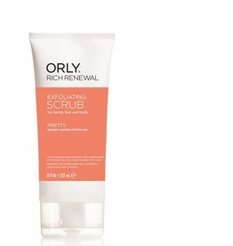 ORLY ORLY Rich Renewal Exfoliating Scrub Pretty 237ml