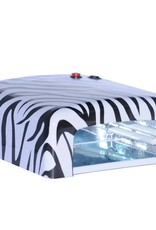 Bell'ure Lampe UV Zebra