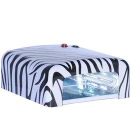 Bell'ure UV-lamp Zebraprint