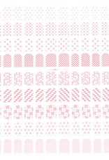 Bell'ure Filigree Pink R001