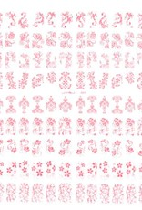 Bell'ure Filigree Pink R003