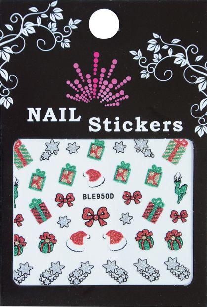 Bell'ure Nail Art Sticker Christmas Gifts