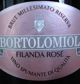 Bortolomiol, Brut Millesimato Filanda Rosato, 2017