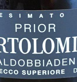 Bortolomiol, Prosecco di Valdobbiadene Brut Prior, 2018