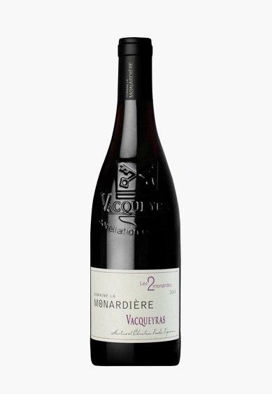 La Monardière, Vacqueyras Les 2 Monardes, 2017