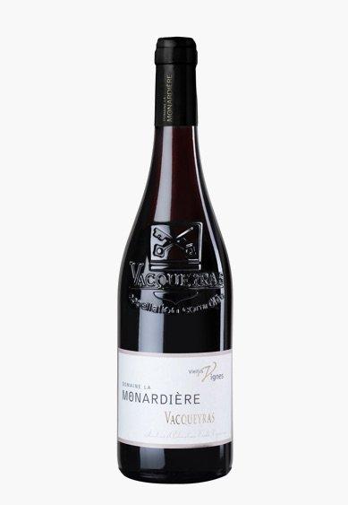 La Monardière, Vacqueyras Vieilles Vignes, 2015