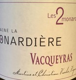 La Monardière, Vacqueyras Les 2 Monardes, 2018
