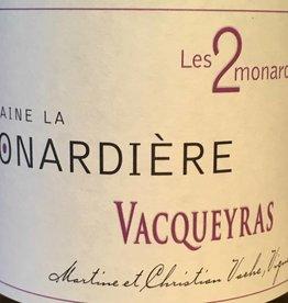 La Monardière, Vacqueyras Les 2 Monardes, 2015