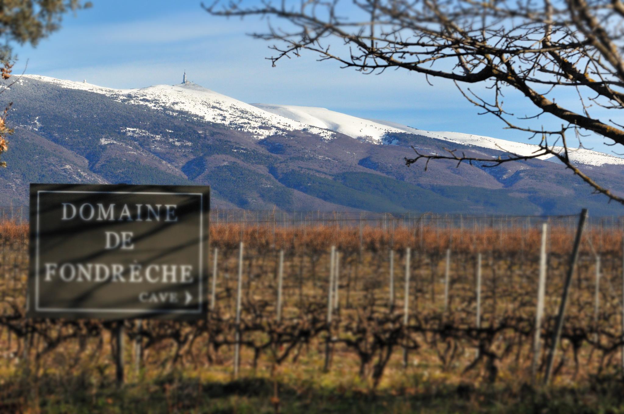 Fondrèche, Côtes de Ventoux rouge, 2017
