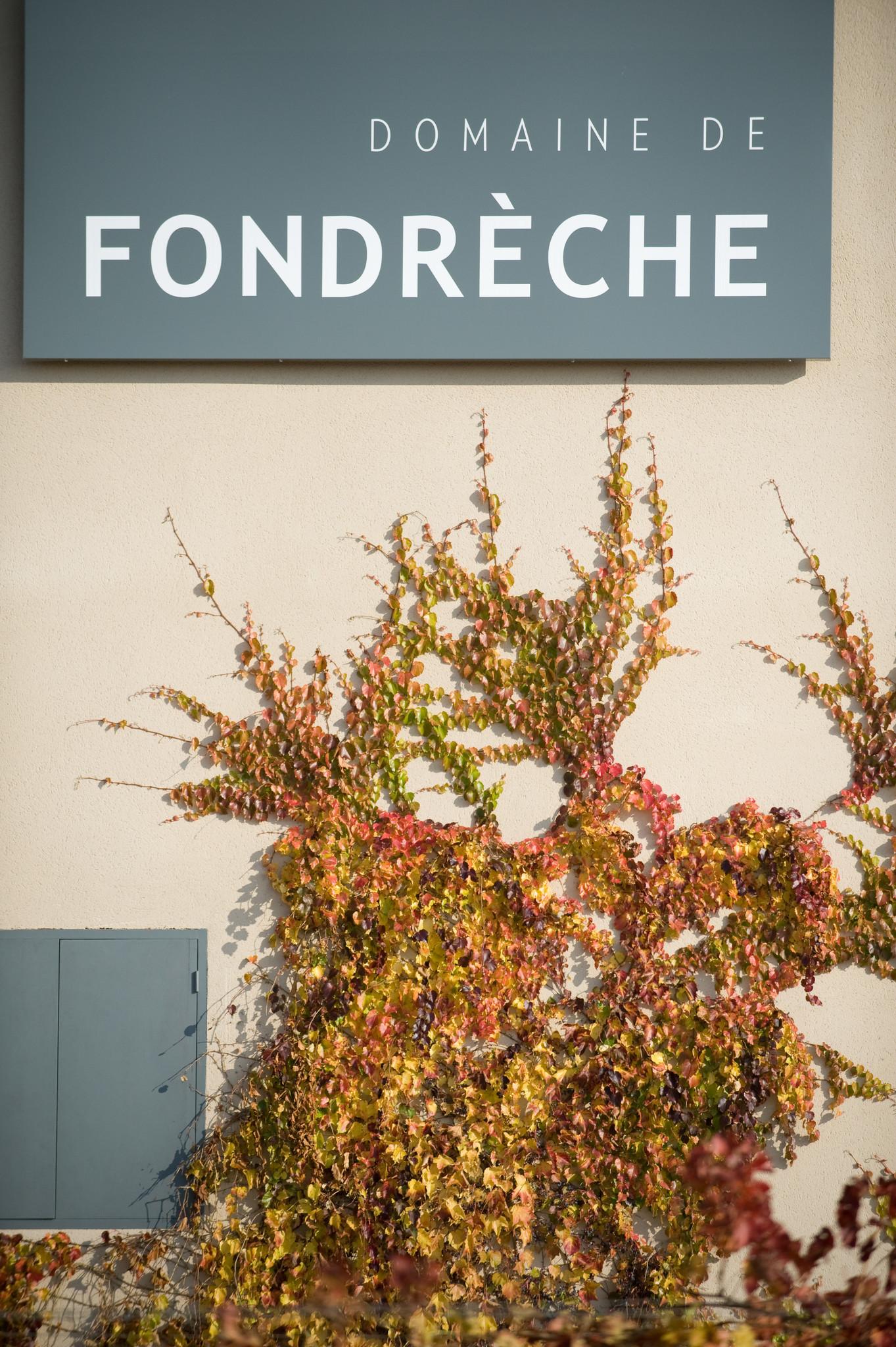 Fondrèche, Côtes du Ventoux wit, 2018