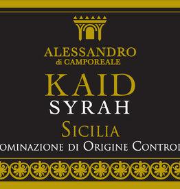 Alessandro di Camporeale, Syrah Kaïd magnum, 2017