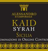 Alessandro di Camporeale, Syrah Kaïd, 2016