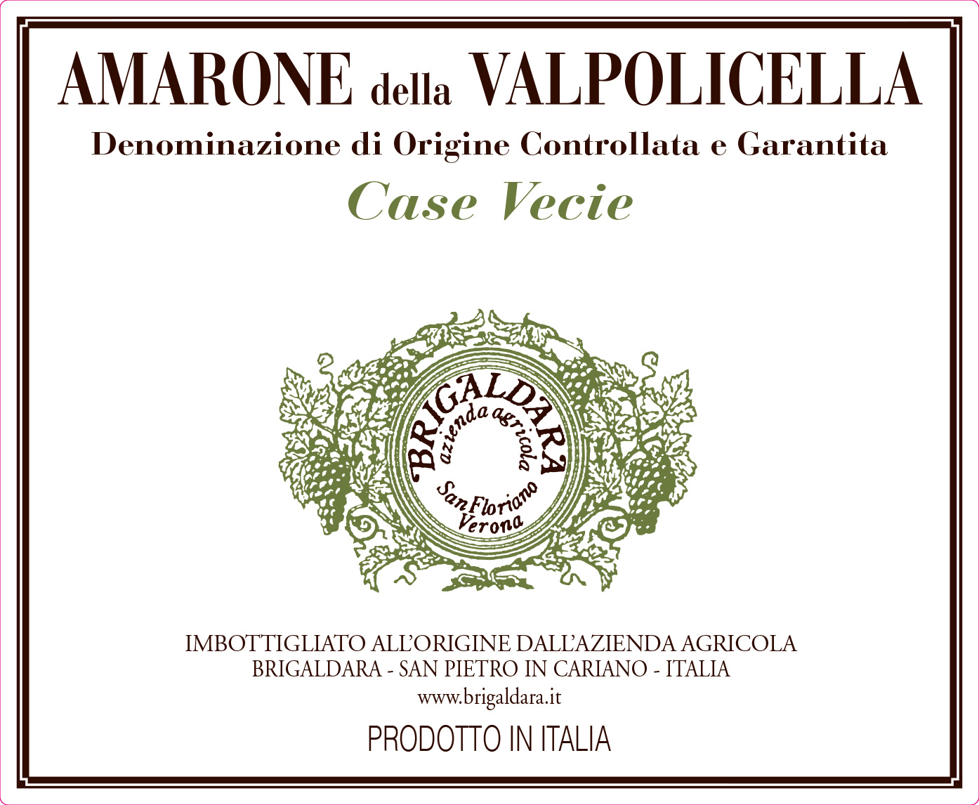 Brigaldara, Amarone della Valpolicella Case Vecie, 2013