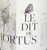 Hortus, Pic St Loup La Soulane, 2016
