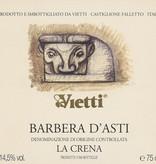 Vietti, Barbera d'Asti La Crena,, 2017