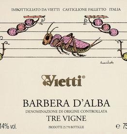 Vietti, Barbera d'Alba Tre Vigne, 2019