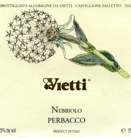 Vietti, Langhe Nebbiolo Perbacco, 2017