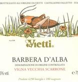 Vietti, Barbera d'Alba Vigna Vecchia Scarrone , 2018