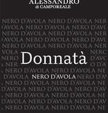Alessandro di Camporeale, Nero d'Avola Donnatà, 2018