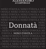 Alessandro di Camporeale, Nero d'Avola Donnatà, 2018 magnum