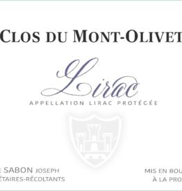 Clos du Mont Olivet, Lirac, 2017