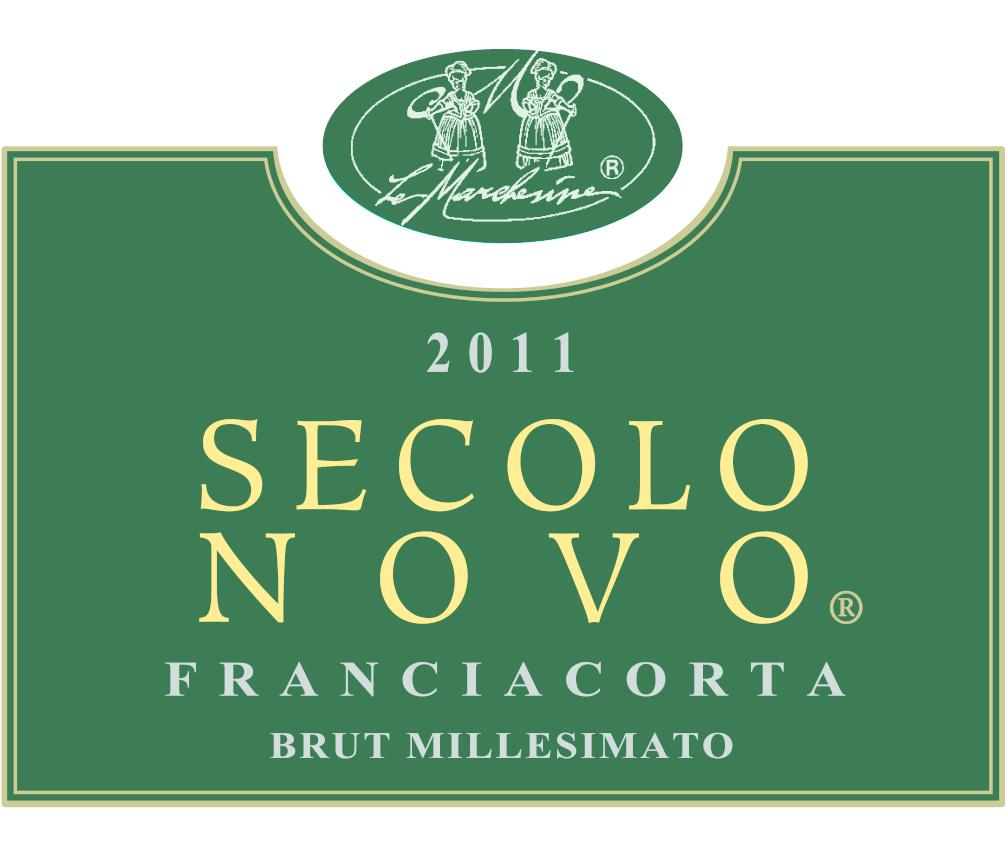 Le Marchesine, Franciacorta Brut Secolo Novo, 2011
