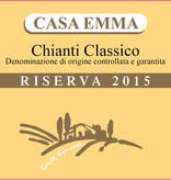 Casa Emma, Chianti Classico Riserva, 2015
