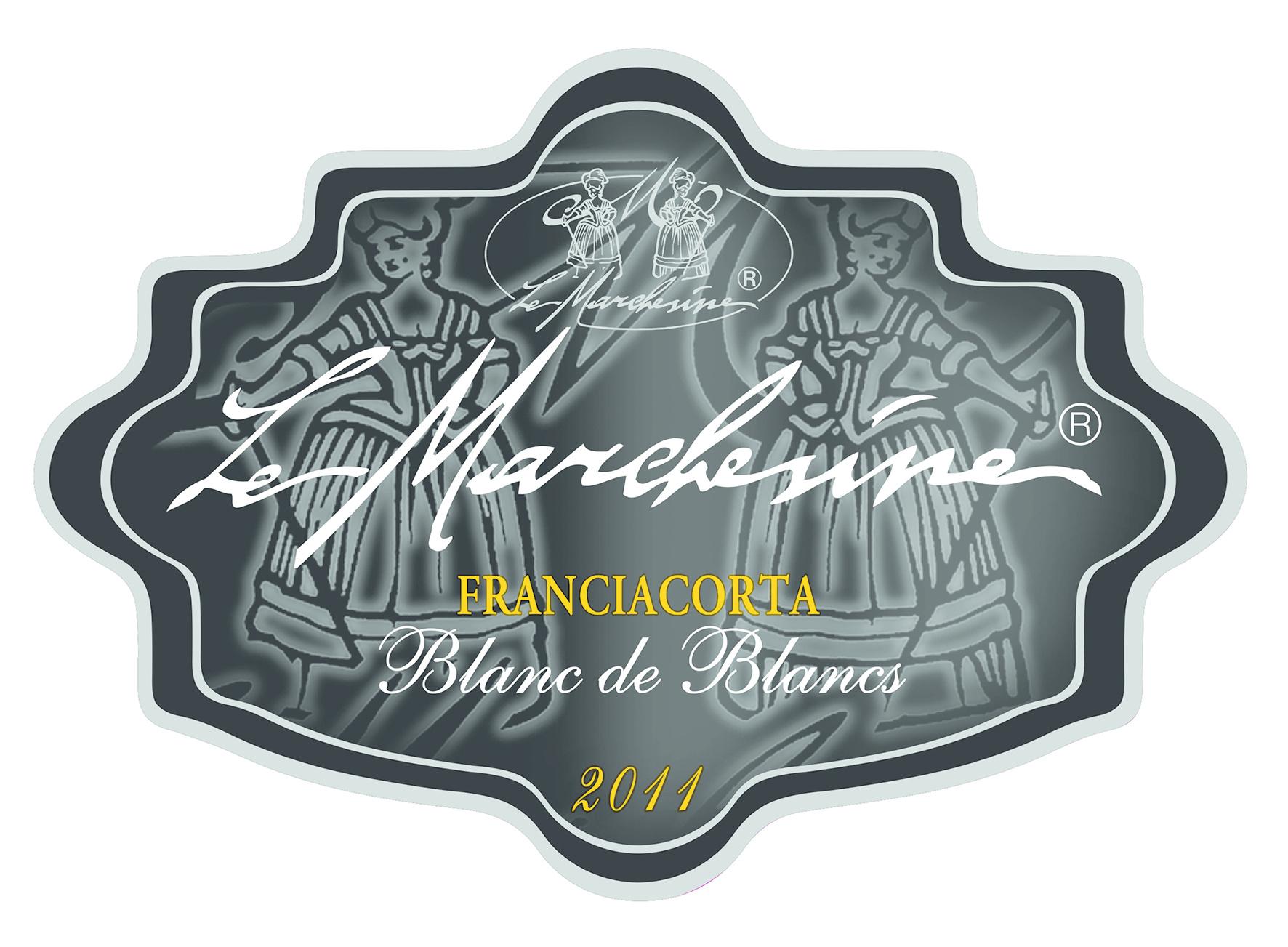 Le Marchesine, Franciacorta Blanc de blanc, 2012