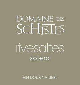 Domaine des Schistes, Rivesaltes ambré Solera