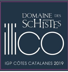 Domaine des Schistes, Côtes Catalanes Illico, 2020