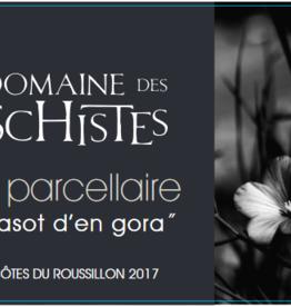 Domaine des Schistes, Casot d'en Gora, 2016