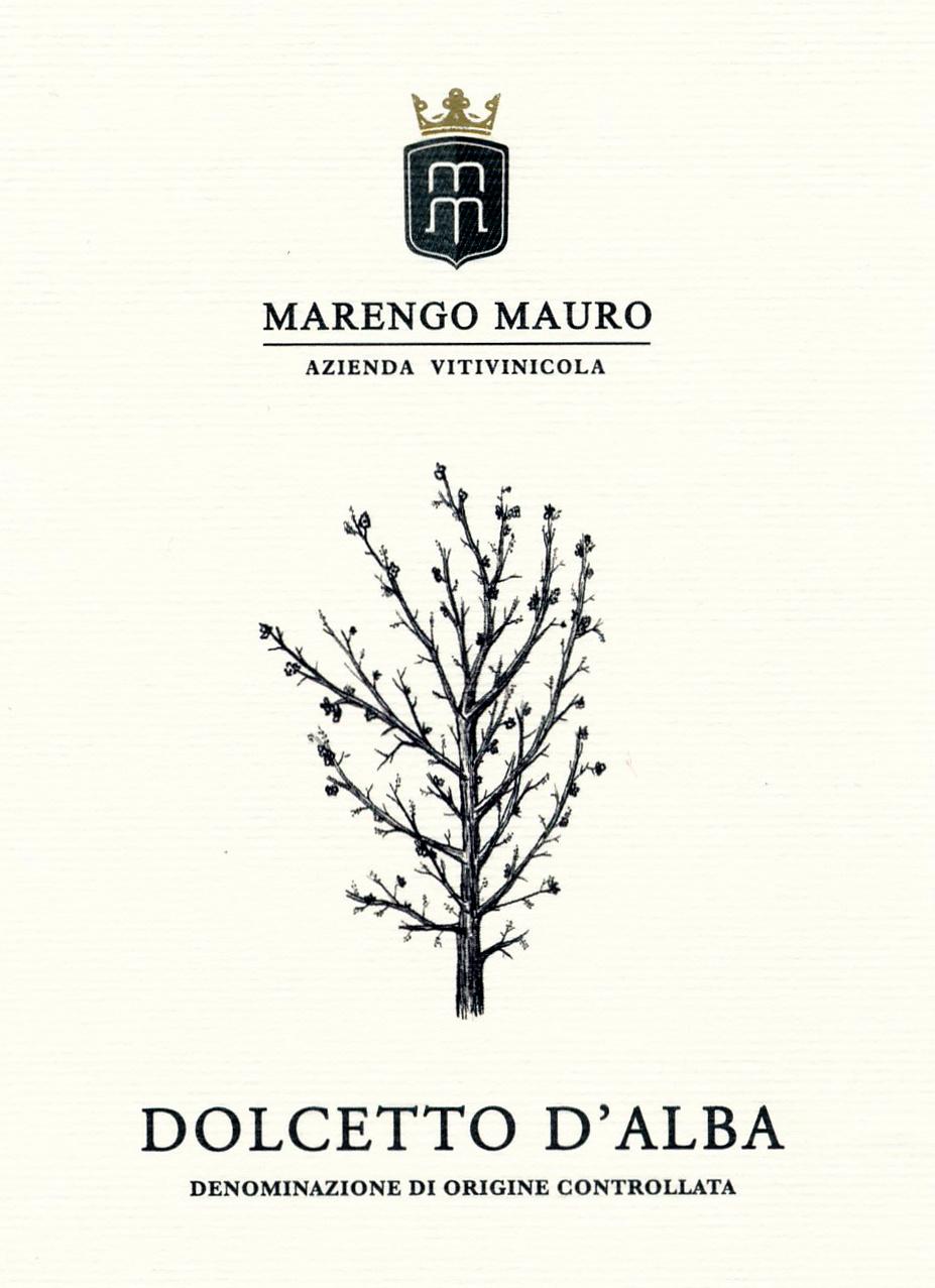 Marengo Mauro, Dolcetto d'Alba, 2018
