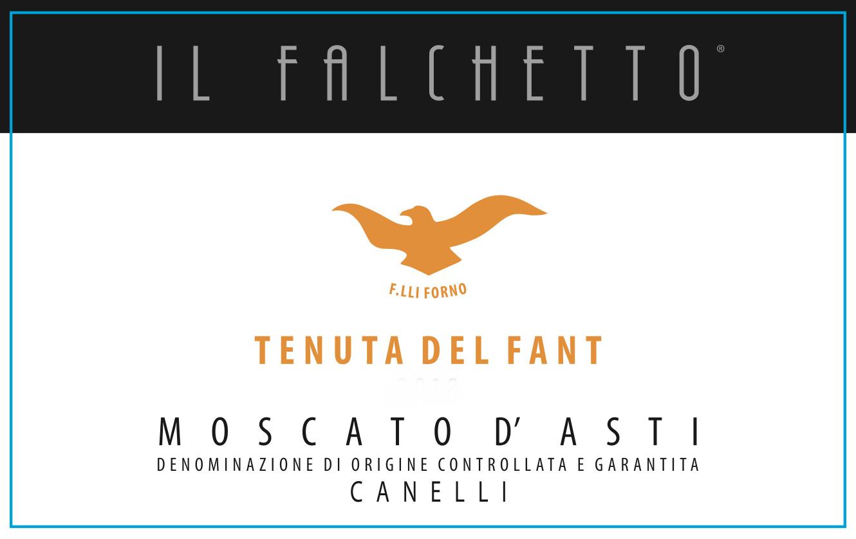 Il Falchetto, Moscato d'Asti Tenuta del Fant, 2020
