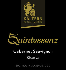 Kellerei- Cantina Kaltern, Cabernet Sauvignon Riserva Quintessenz, 2015