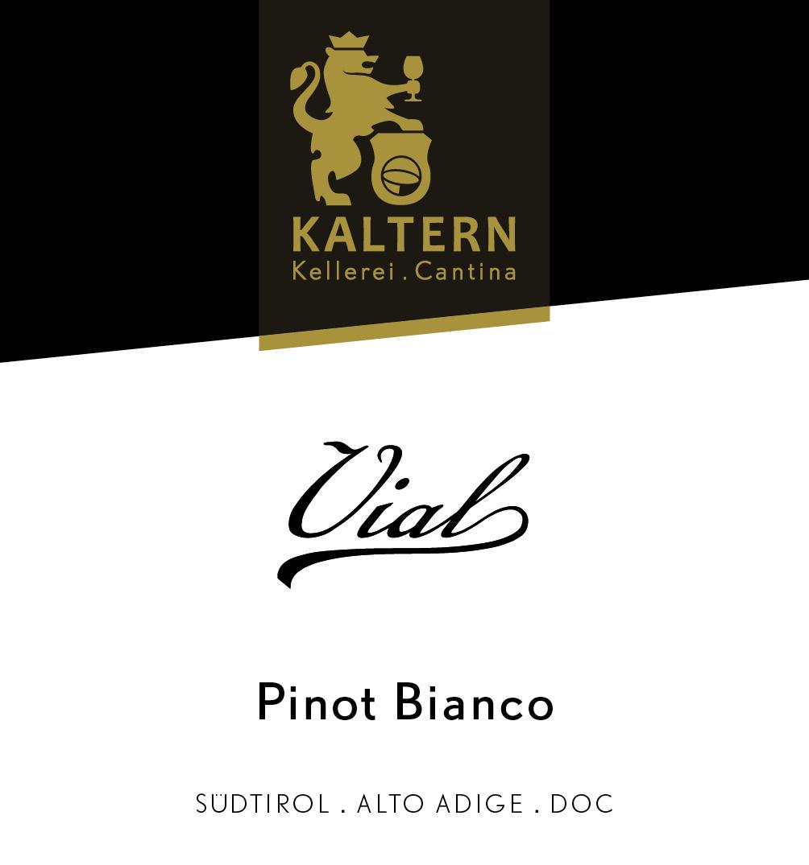 Kellerei-Cantina Kaltern, Pinot Bianco Vial, 2019
