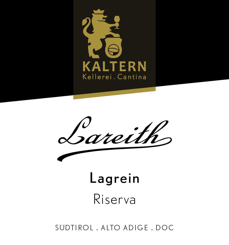 Kellerei-Cantina Kaltern, Lagrein Lareith, 2015