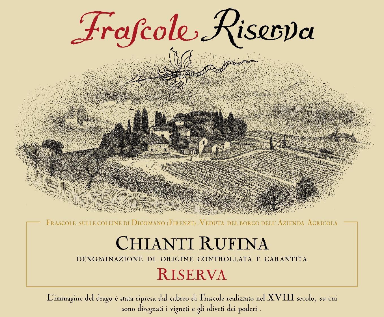 Frascole, Chianti Rufina Riserva, 2015
