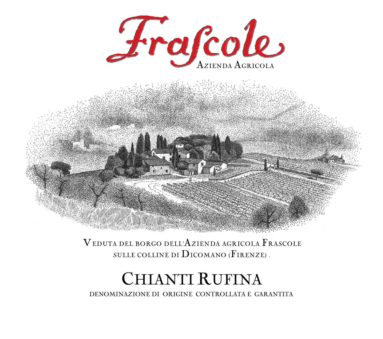 Frascole, Chianti Rufina, 2017