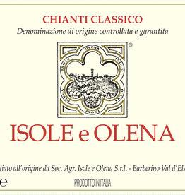 Isole e Olena, Chianti Classico magnum, 2017