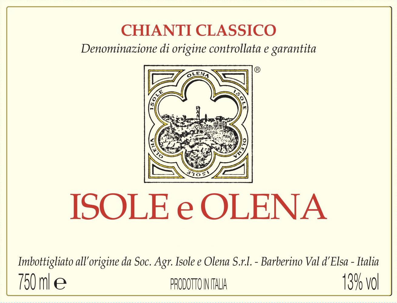 Isole e Olena, Chianti Classico, 2018