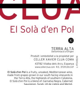 Clua Xavier, El Sola d'en Pol Negre, 2016
