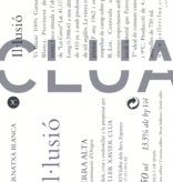 Clua Xavier, Garnatxa blanca Il.lussio, 2020