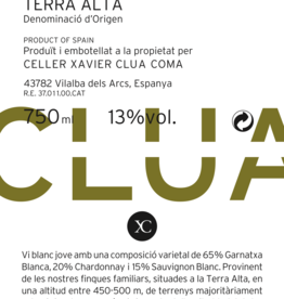 Clua Xavier, Mas d'en Pol Blanc, 2019