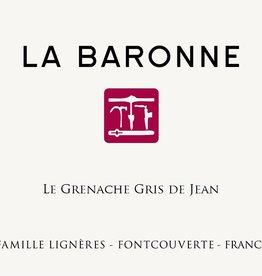 La Baronne, Grenache Gris de Jean, 2017