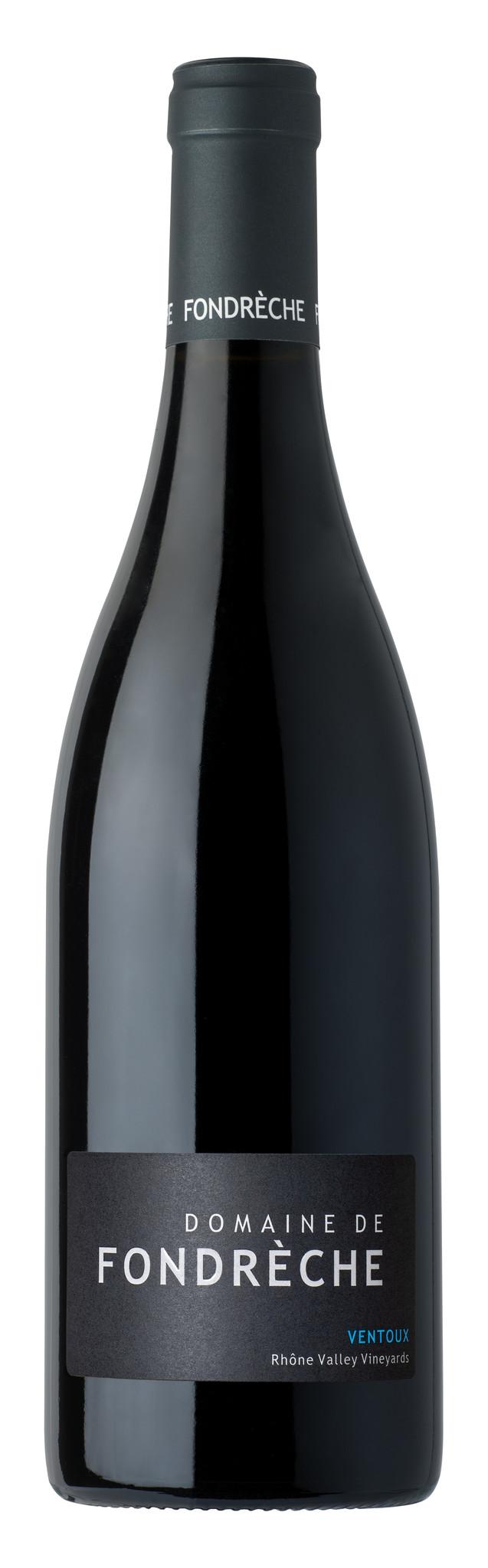 Fondrèche, Côtes de Ventoux rouge, 2018