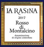 La Rasina, Rosso di Montalcino, 2017