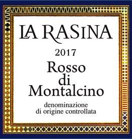 La Rasina, Rosso di Montalcino, 2018