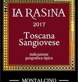 La Rasina, Toscana Sangiovese, 2019