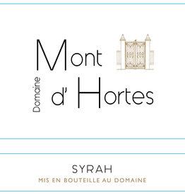 Mont d'Hortes, Côtes de Thongue Syrah, 2018